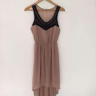 New Look High Low Dress
