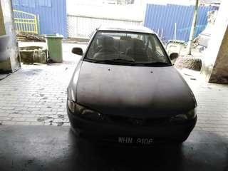 Proton wira 1.5 auto tahun 2000