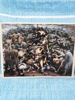 1937 massacre in Nanjing by Li Zi Han