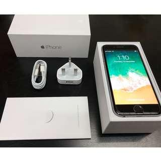 Apple iPhone 6 Space Grey 128gb