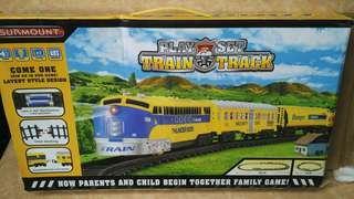 Mainan kereta api