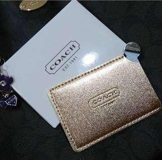 Inspired COACH Cosmetic Mirror #MY1212