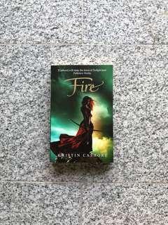 ✨ fire - kristin cashore [brand new paperback]
