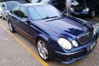 MERCEDES BENZ E240 AVANTGARDE AMG 2004