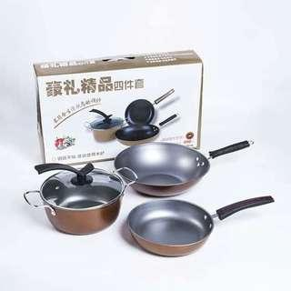 3in1 COOKWARE SET