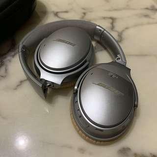 QC35 silver