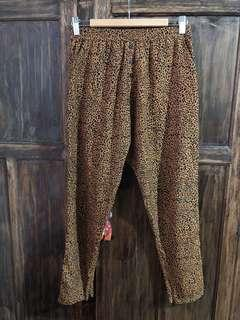 The Fifth Leopard pants
