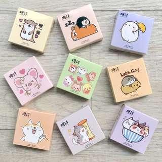Sticker Boxes (35 designs) #1212