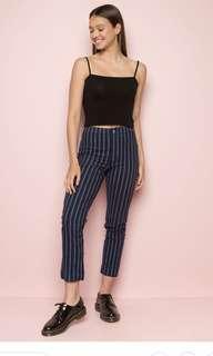 Brandy Melville Stripped pants