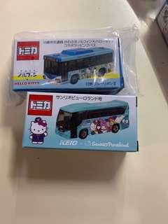 Tomica 限定 巴士