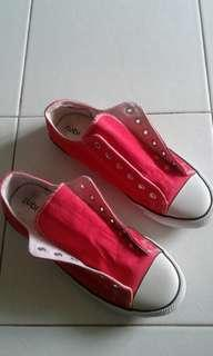 RUBI RED SNEAKERS(SIZE 39)