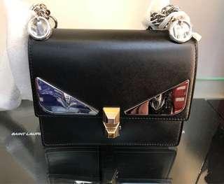 Fendi Monster Kan I small Bag