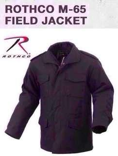 Jaket ROTHCO M-65 FIELD military Jacket militer tactical