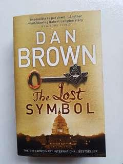Books by authors Dan Brown And Sidney Sheldon