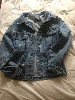 Lee denim jacket vintage