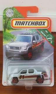 Matchbox honda ridgeline