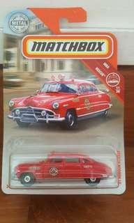 Matchbox '51 hudson hornet