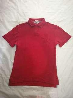 Penguin Red Polo