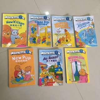 $4 for 7 books : I can read : the berenstain bears