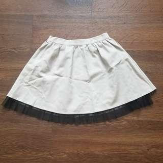 BN Megagamie Beige Skirt