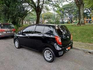 Axia auto for rent! KL AREA!!!