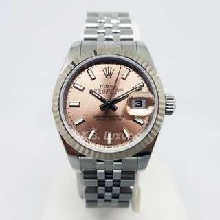 Rolex Ladies Datejust 179174 Pink