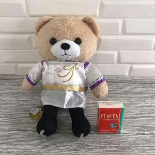 Seimei Bear Nuigurumi 公仔
