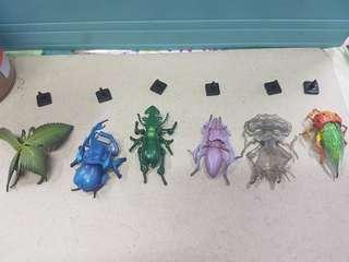 🚚 (扭蛋) 昆 蟲 世 界 - 2
