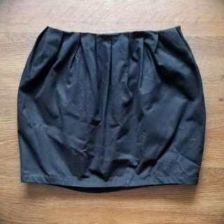 BN Supre Black Bell Skirt
