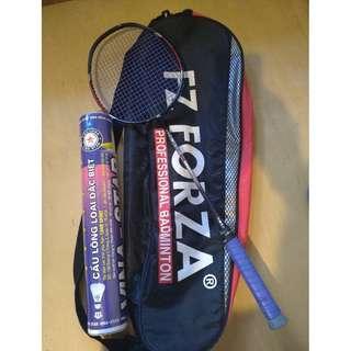 FZ Forza badminton racket set