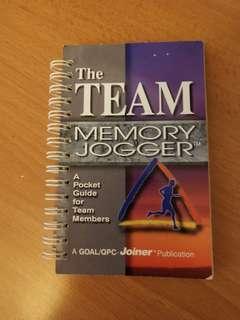 The team memory jogger / self improvement / teamwork / business books