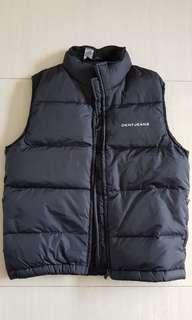 DKNY sleeveless winter jacket