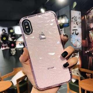 Crystal Case for iPhone X XS