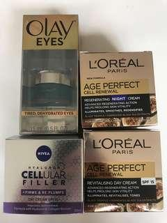 New Anti Ageing Skincare Bundle