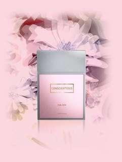 Conscientious luxury beauty spray