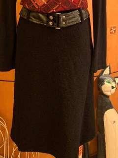 黑色設計師品牌裙