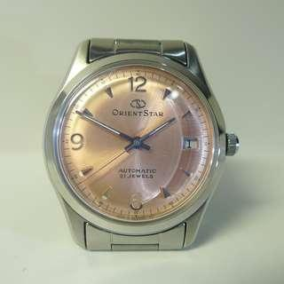 Gent's Orient Star 21-J Automatic Watch...