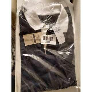 Original Abercrombie and Fitch Stretch Polo T-shirt