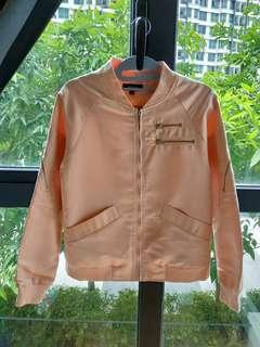 [PL] Pink Bomber Jacket