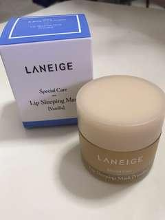 Laniege Lip Sleeping Mask in Vanilla and Berry