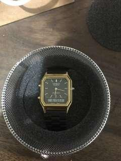 Casio Dual Time Watch AQ-230