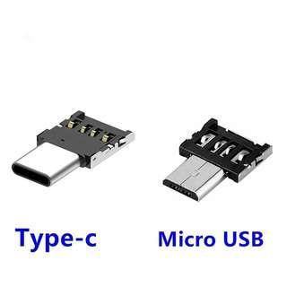 Micro USB Type-C OTG Adapter Converter USB Flash Drive