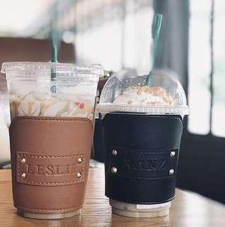 Personalized Coffee Sleeve