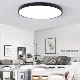 🚚 Ultra Thin - Minimalist LED Ceiling Light