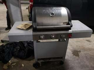 Swiss bbq grill Gas based