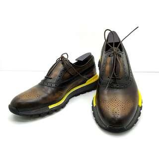 Berluti Wing Tip Shoes 187003184