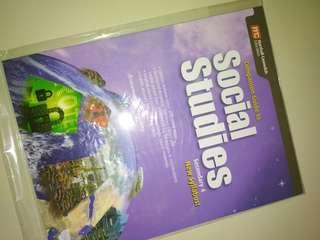 BRAND NEW SOCIAL STUDIES BOOK