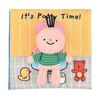 🚚 It's Potty time 兒童啟蒙上廁所
