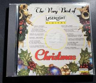 The Very Best of Christmas CD made in USA