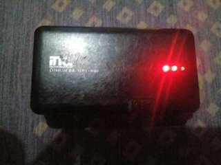 Powerbank lithium battery 1600